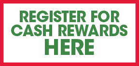 Register for cash rewards here</a> or with the Love My Credit Union® Rewards app.